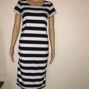 Isabel maternity dress